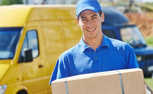 Service de livraison intégré pour l'imprimerie DFS+